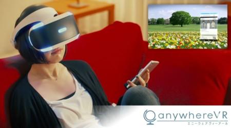 ¿Usaremos un casco de Realidad Virtual hasta para mirar el móvil?