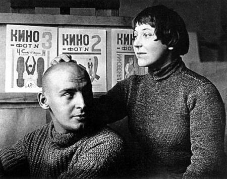Rodchenko: El constructivismo