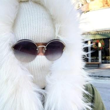 Las influencers en Nueva York nos muestran cómo vestir a -26 grados (Modo Yeti ON)