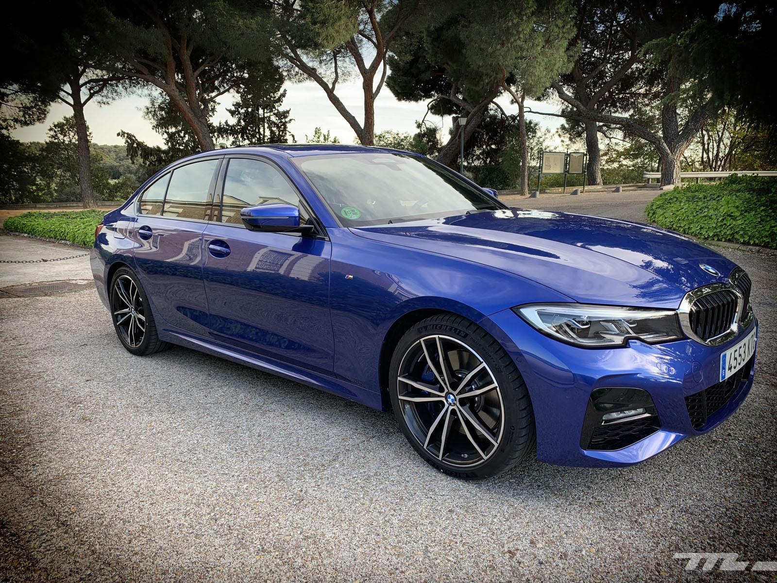 Foto de BMW 330i (prueba) (4/48)