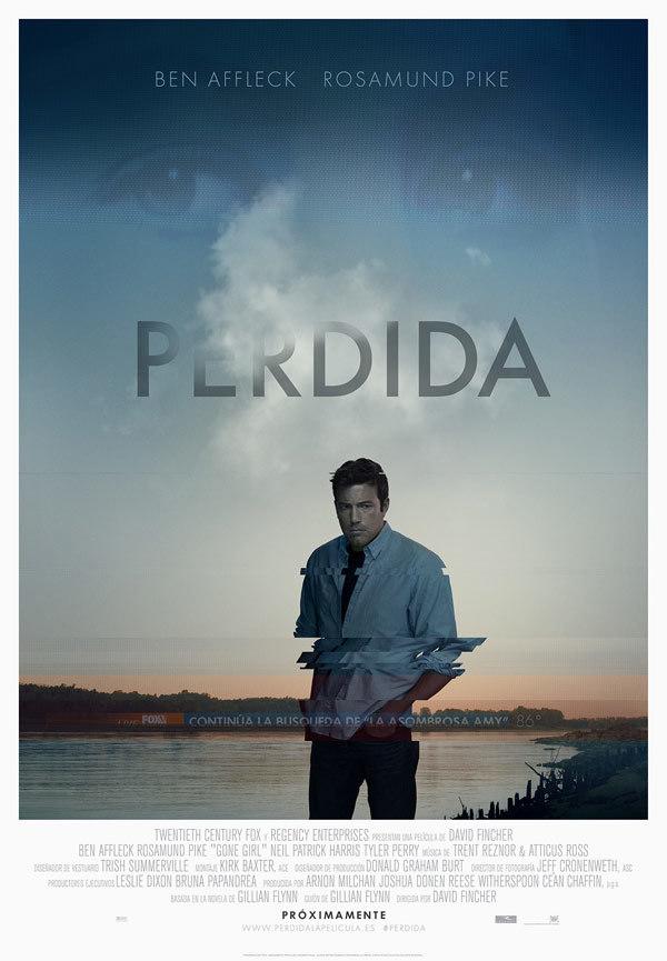 Foto de 'Perdida', carteles (1/12)