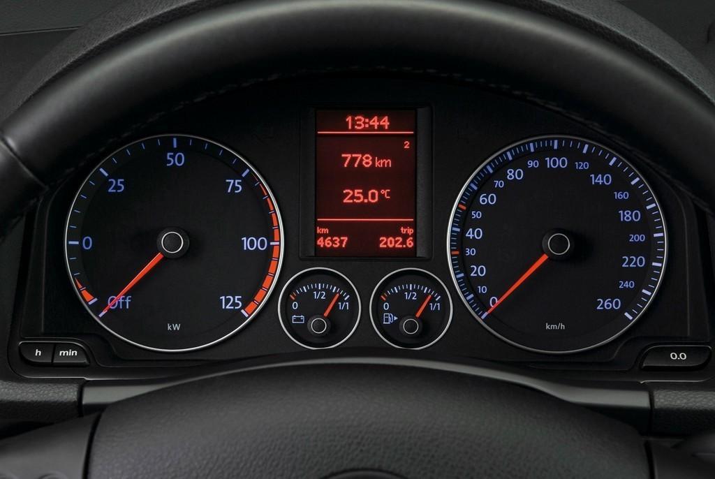 Foto de Volkswagen Golf Twin Drive (8/12)