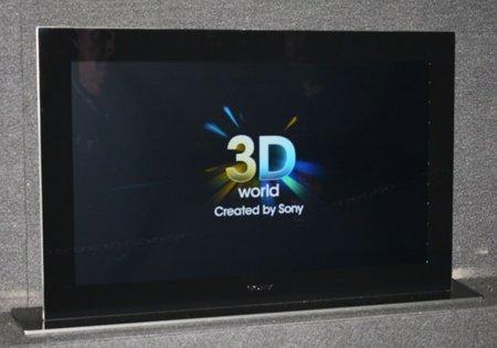 """Sony sigue los pasos de LG y quiere pantallas OLED """"asequibles"""" en el mercado"""