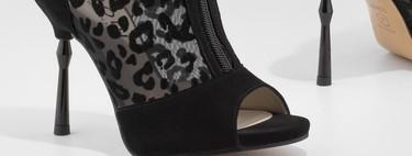 17 botines negros en rebajas, muy especiales y de tendencia para lucir durante todo el invierno