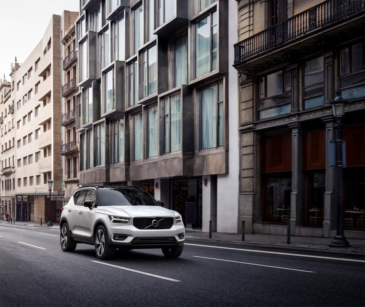 Foto de Volvo XC40, toma de contacto (53/114)