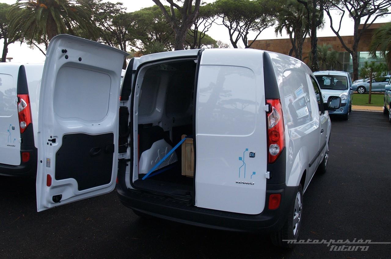 Foto de Renault Kangoo Z.E. (presentación) (14/15)