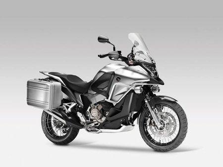 Confirmada la producción de la Honda Crosstourer