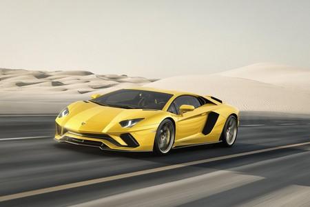 Lamborghini Aventador 10000 1