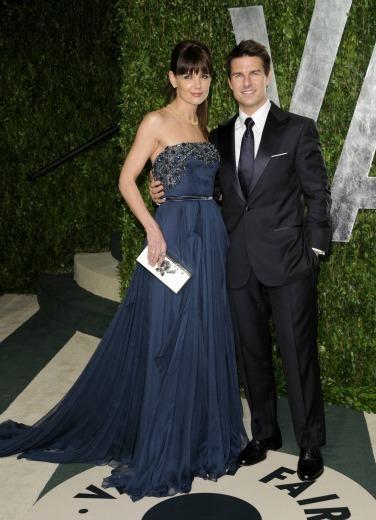 Y Tom Cruise y Katie Holmes ya llegaron a un acuerdo ¿así de fácil?