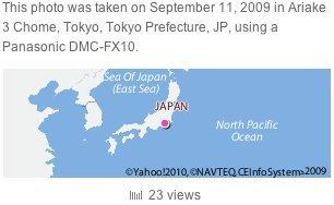 flickr mapa