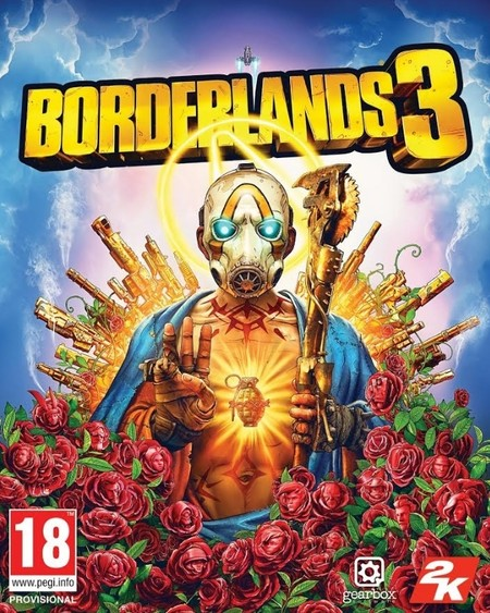 Borderlands 3 Box