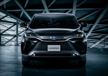 Toyota Harrier 2021 2