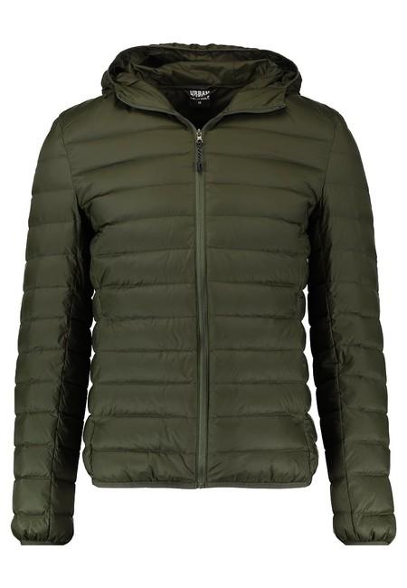 45% de descuento en la chaqueta de plumas Shiny de Urban Classics: ahora cuesta sólo 35,95 euros en Zalando