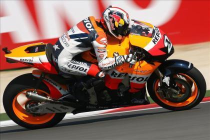 Pedrosa correrá con Bridgestone desde la próxima carrera