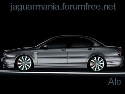 Jaguar X-Type R