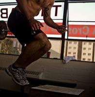 No olvides entrenar tus piernas