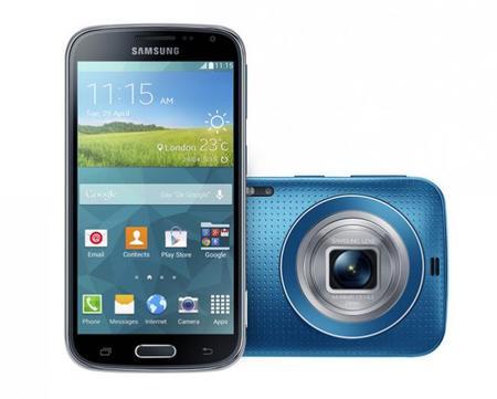 Samsung quiere convencer a los incondicionales de la fotografía con su nuevo Galaxy K Zoom
