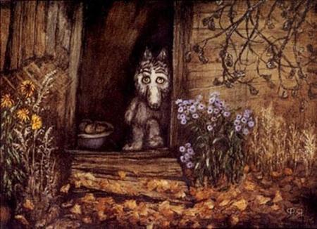 Yuri Norstein y 'El cuento de los cuentos', obra de arte irrepetible