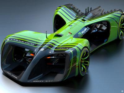 Nvidia pone el cerebro a los vehículos autónomos de la competición Roborace