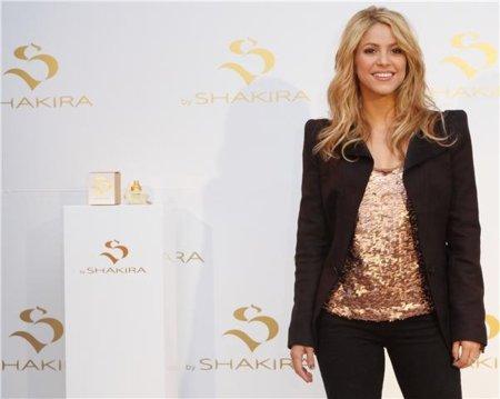 El perfume de Shakira: S by Shakira