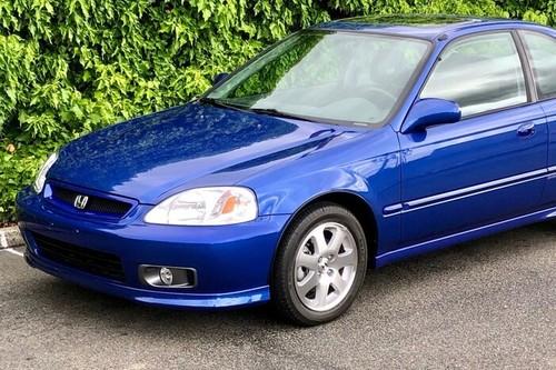 Honda Civic SiR vivió poco en México pero, lo suficiente para recordarlo