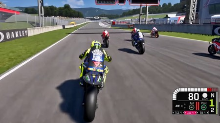 Así de bien luce el videojuego MotoGP 19 cuando falta un mes para su llegada