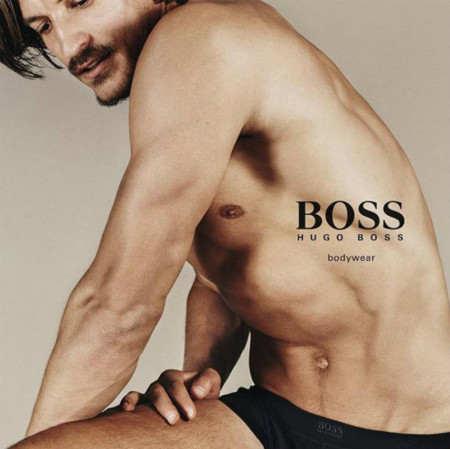 Boss Hugo Boss Body Underwear Campaign 2015 Jarrod Scott