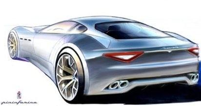 Maserati Pininfarina
