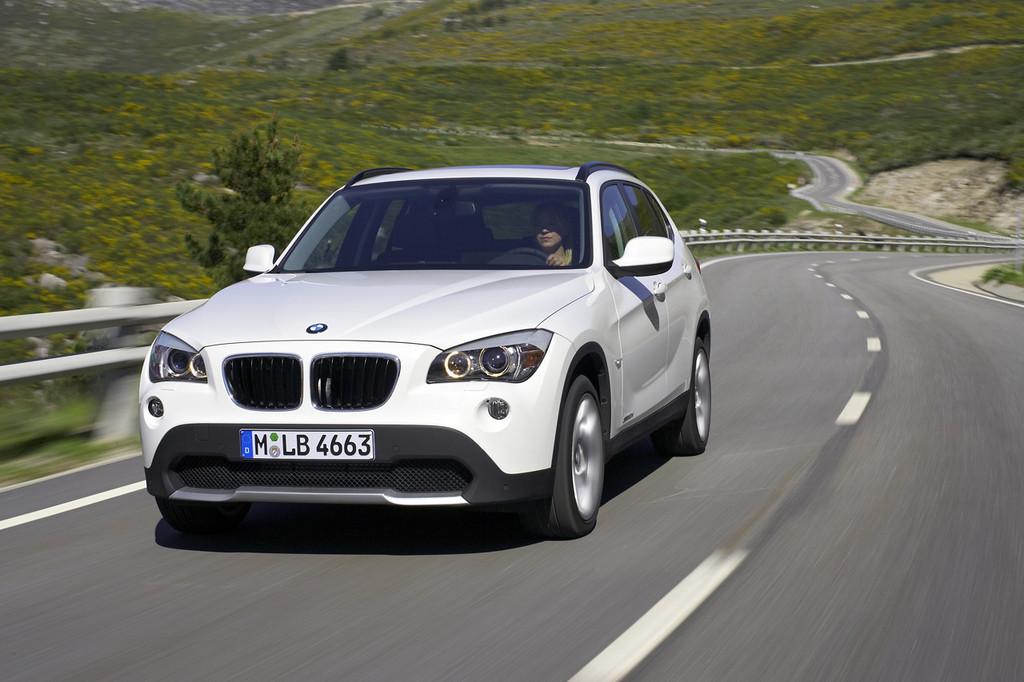 Foto de BMW X1 (25/120)