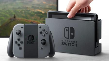 Ya está aquí la Nintendo Switch