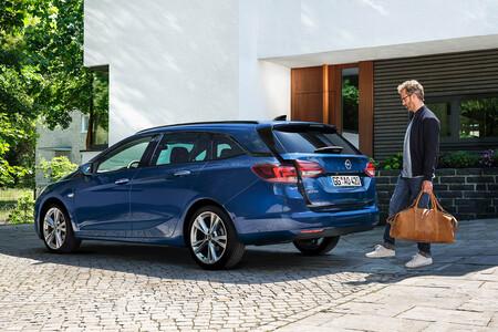 Nuevo Opel Astra 2021 station wagon familiar