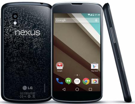 La version no oficial de Android L para Nexus 4, lista para instalar
