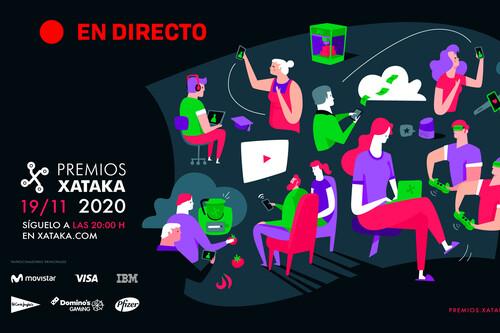 Premios Xataka 2020: gala en directo con David Broncano, sorteos y muchas sorpresas [finalizado]