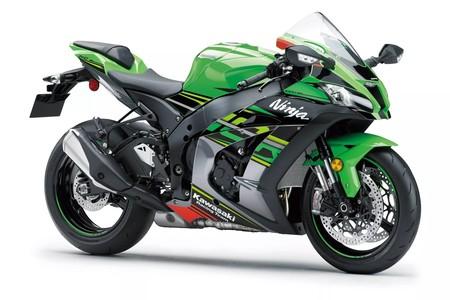 Kawasaki Zx 10r 2019 10