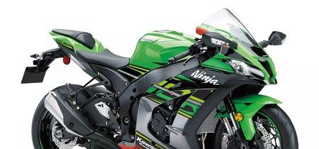¡Más madera! Las Kawasaki Ninja ZX-10R estrenan hasta 204 CV de serie con una nueva culata