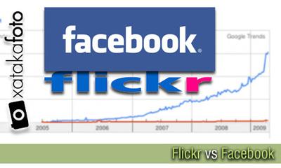 Facebook contra Flickr