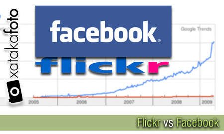 Facebook contra Flickr