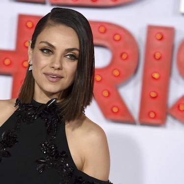 Mila Kunis vuelve pisando fuerte con dos nuevos looks, ¿Mila de red carpet o Mila de street style?