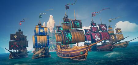 Gracias a las ventas generadas con el DLC Sails of Hope, Sea of Thieves donará más de 100.000 dólares a un hospital infantil