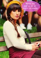 ¿Lo de Lea Michele es embarazo... o una ida de pinza de los paparazzi?
