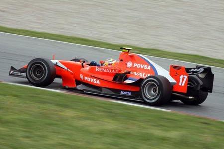 Arden International completa su equipo para la temporada 2011 de GP2
