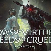 La raid basada en NieR: Automata abrirá sus puertas en Final Fantasy XIV: Shadowbringers a finales de octubre