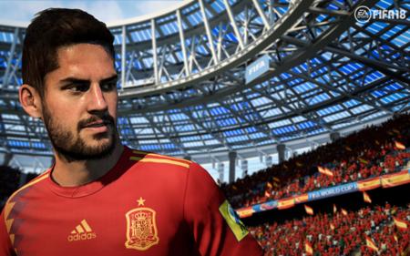 Isco, el último jugador de España en tener una carta especial del Mundial en FIFA