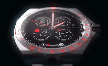 ¿Qué pasaría si Rolex hiciera un Smartwatch?