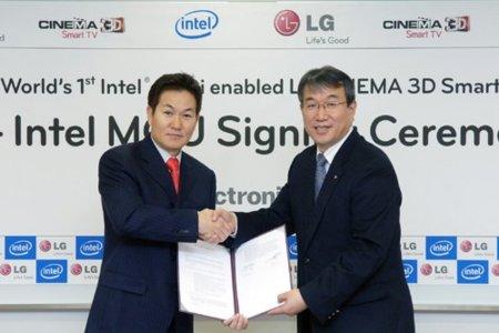 LG Intel WiDi
