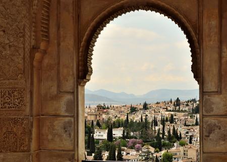 Alhambra desde Albaicín