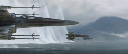 Star Wars E Vii Bocetos 11
