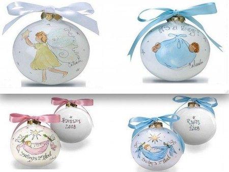Adornos personalizados para el árbol de navidad