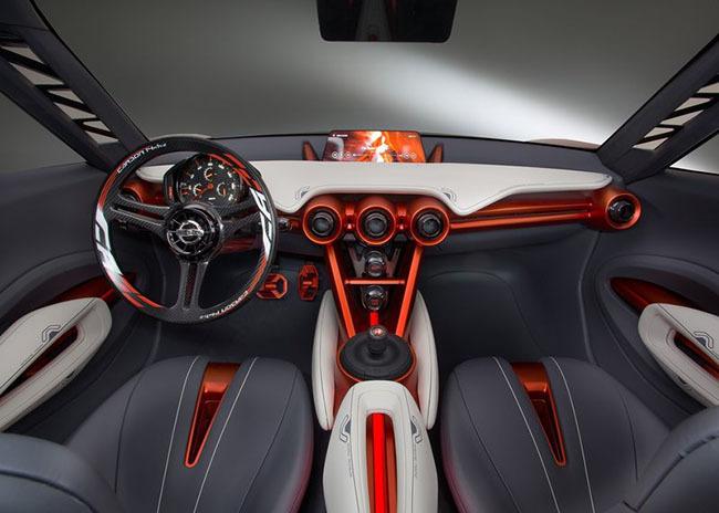Foto de Nissan Gripz Concept (15/18)