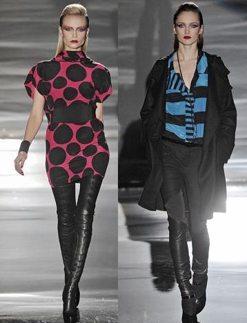 Gucci Otoño-Invierno 2009/2010 en la Semana de la moda de Milán